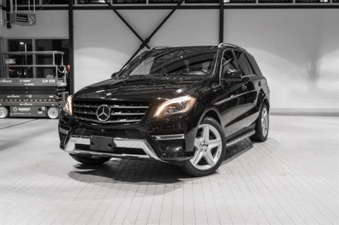 Certified Pre-Owned 2015 Mercedes-Benz M-Class ML350