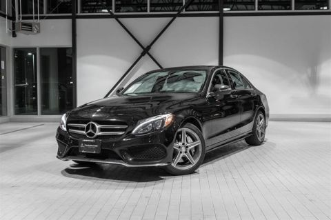 Certified Pre-Owned 2016 Mercedes-Benz C-Class C-CLASS