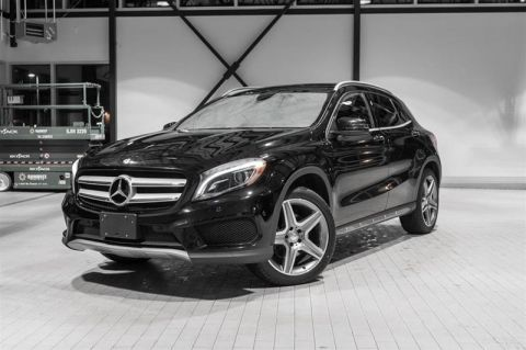 Certified Pre-Owned 2015 Mercedes-Benz GLA GLA