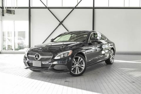 Certified Pre-Owned 2017 Mercedes-Benz  C-Class