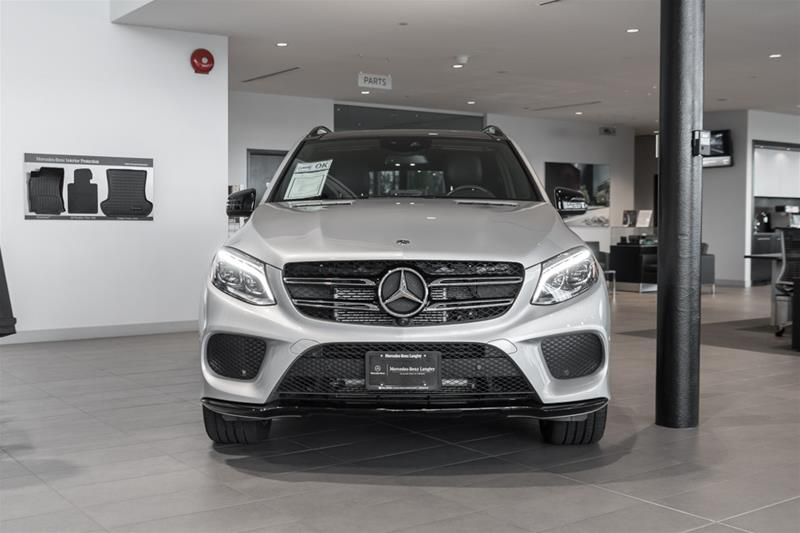 Certified Pre-Owned 2018 Mercedes-Benz GLE550e 4MATIC SUV