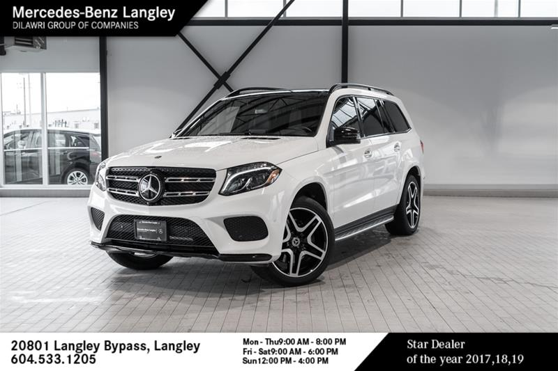 Certified Pre-Owned 2018 Mercedes-Benz GLS550 4MATIC SUV