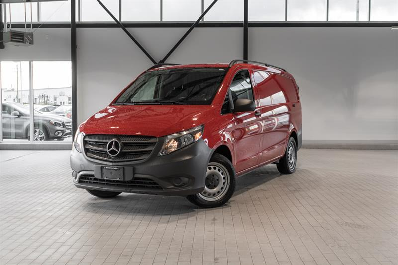 Certified Pre-Owned 2016 Mercedes-Benz Metris Cargo Van