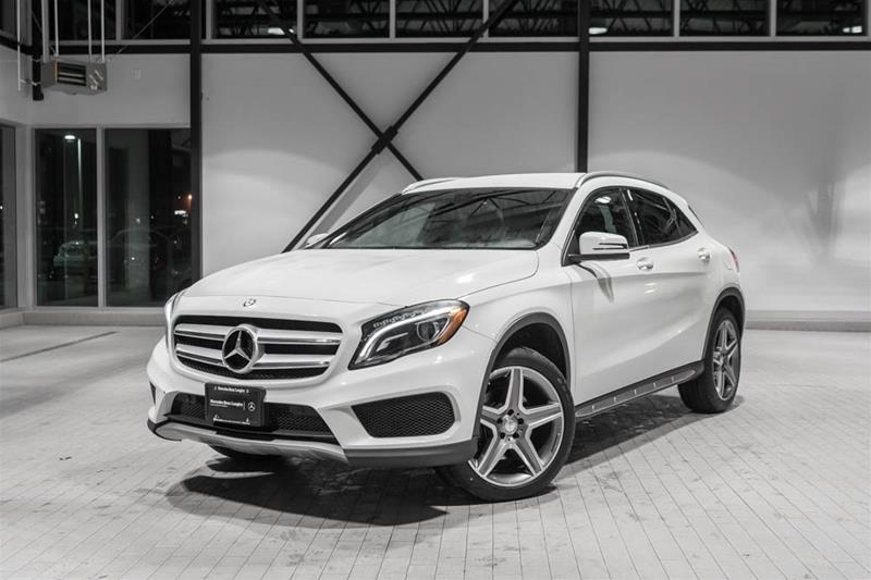 Certified Pre-Owned 2015 Mercedes-Benz GLA GLA250