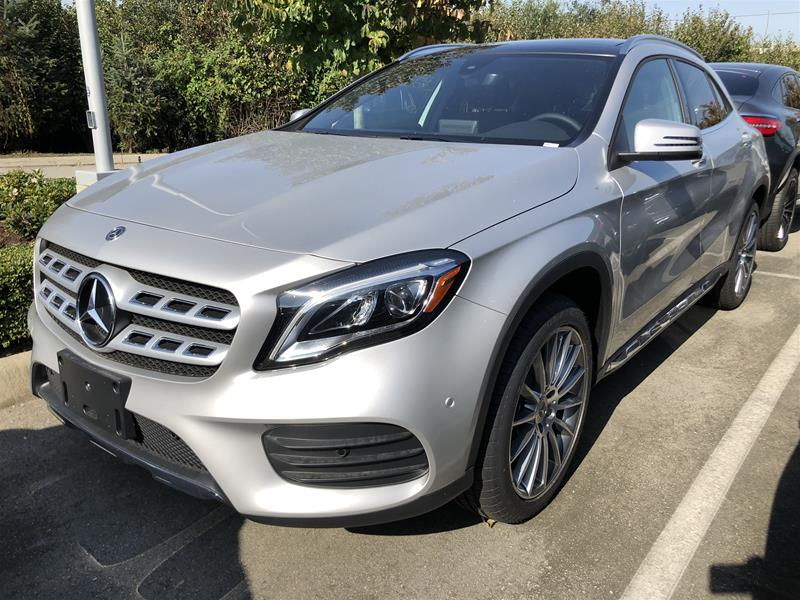 28a86fab3339 New 2018 Mercedes-Benz GLA250 4MATIC SUV SUV in Langley  8B0338 ...