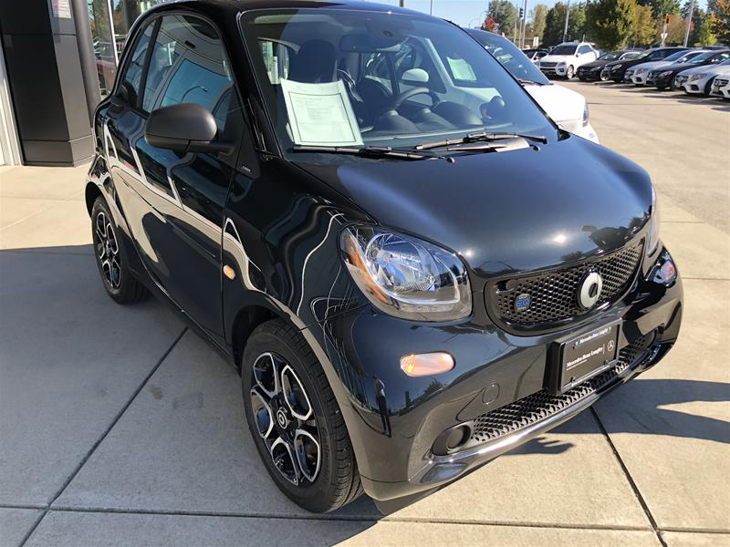 New 2018 smart fortwo electric drive fortwo coupe