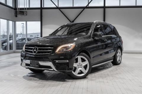 Pre-Owned 2013 Mercedes-Benz ML550 4MATIC