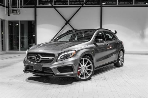 Pre-Owned 2015 Mercedes-Benz GLA45 AMG 4MATIC SUV